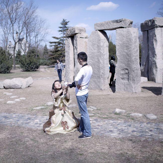 Fake Wonders of the World in Beijing World Park