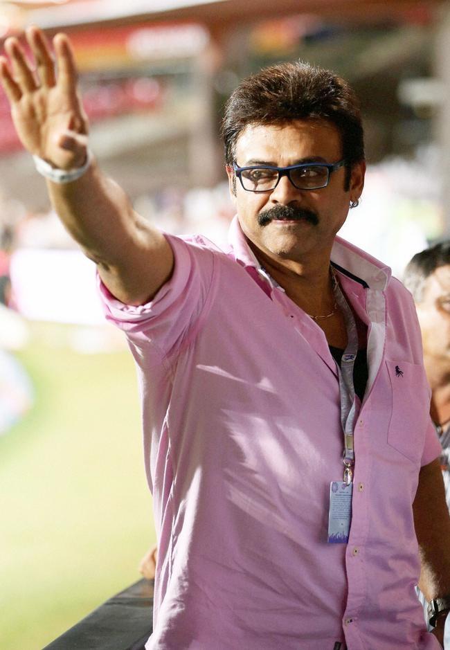 Telugu Superstar Venkatesh