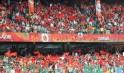 Sea Of Red @ Chinnaswamy