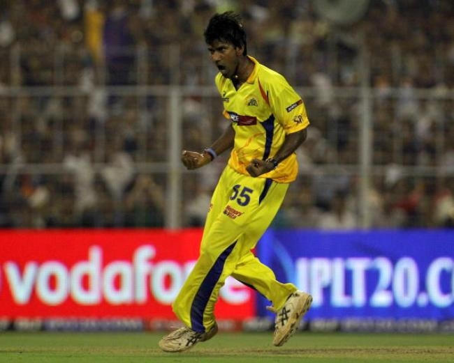 1. Lakshmipathy Balaji (Chennai Super Kings)