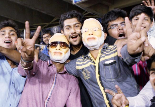 Narendra Modi Fans