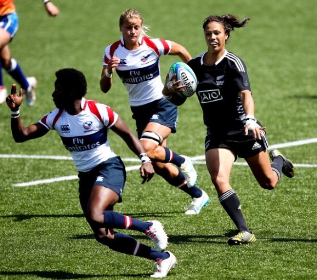 PICS: IRB Women's Sevens World Series Rugby