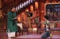 Alok Nath and Kapil Sharma