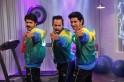 VJ Andy, Purab Kohli and Ashish Sharma