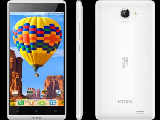 Intex Aqua i5HD
