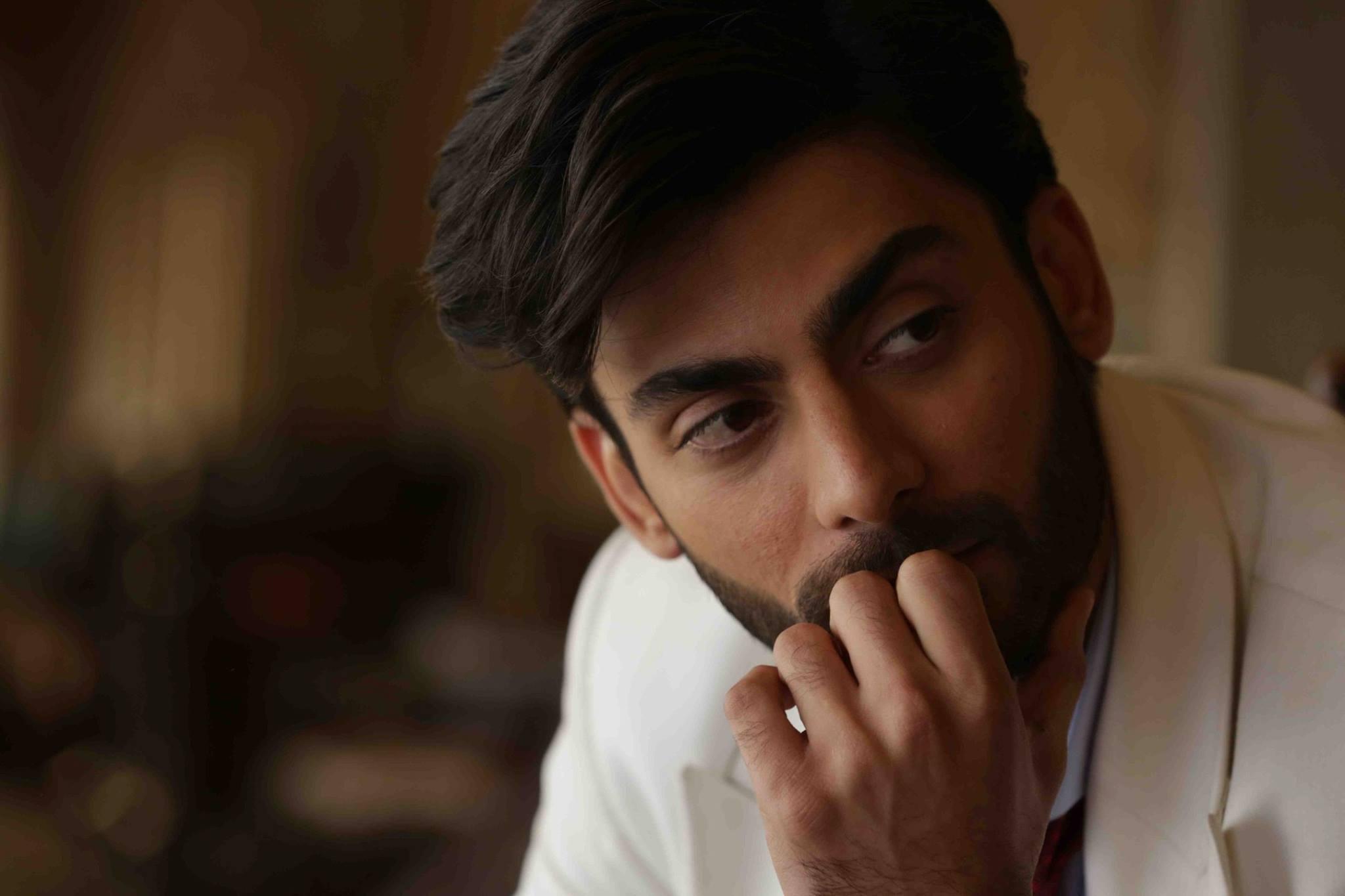 Fawad Khan I Am Not A Very Talkative Person Indiatimes Com