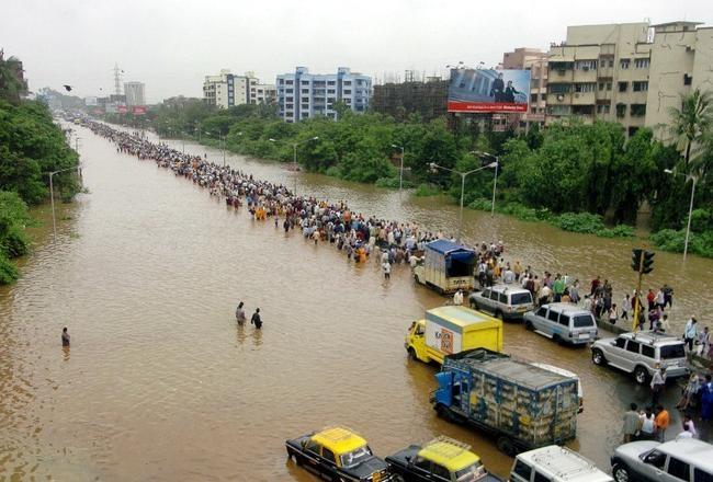 2005 - Mumbai Floods