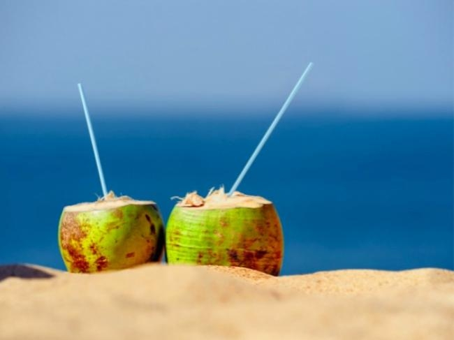 Coconut water and other coconut products