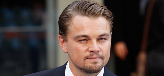 4) Leonardo DiCaprio