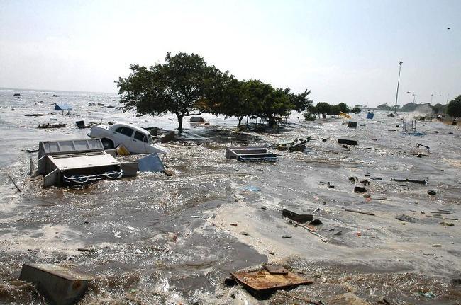 2004 - Indian Ocean Tsunami