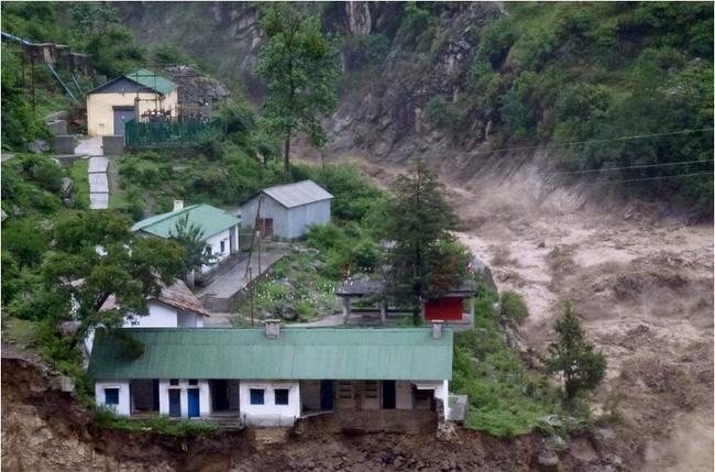 2013 - Uttarakhand Floods