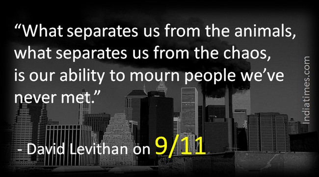 america and the tragedy of september 11 America and the attacks of september 11, 2001, on september 11, 2001, terrorists hijacked four airliners to destroy their targets in the united states their goal was to take control of the planes once they were airborne and turn them into flying weapons of destruction.