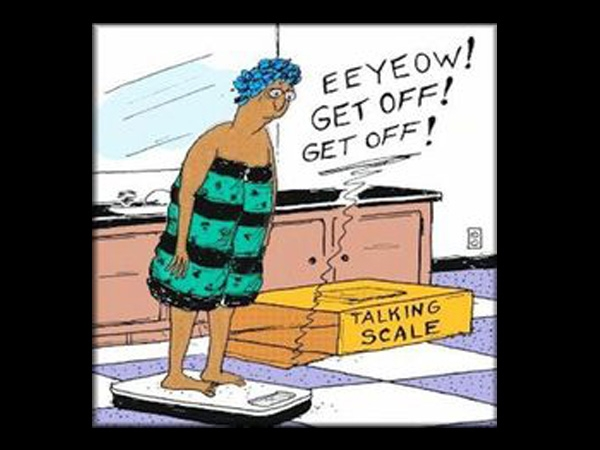 Image result for frustrated with weight cartoon
