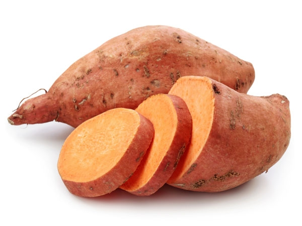 16 Healthy Foods for Your Dog Sweet Potatoes
